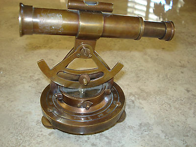 Brass Maritime Sextant Antique Nautical Marine Finish Navigational 5.5 inches