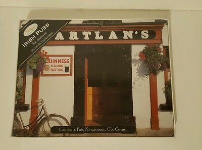 Collectible Irish Heritage Series  Pubs  6 Pc. Place Mat Set Org.box  Unopened