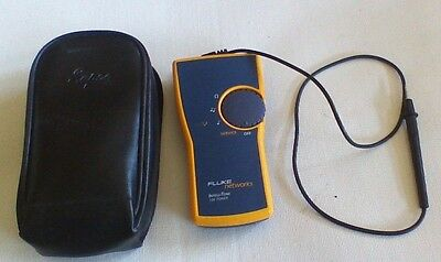 Fluke Networks IntelliTone Pro 100 LAN Tester with Case