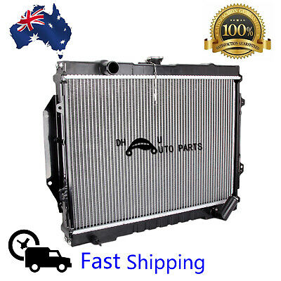 Radiator For Mitsubishi Triton ME MF MG MH MJ Gen II 4cyl 1986-1996 #Manual