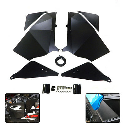 Lower Door Panel Inserts for 2015-2017 2016 Polaris RZR-S 900, RZR S 900