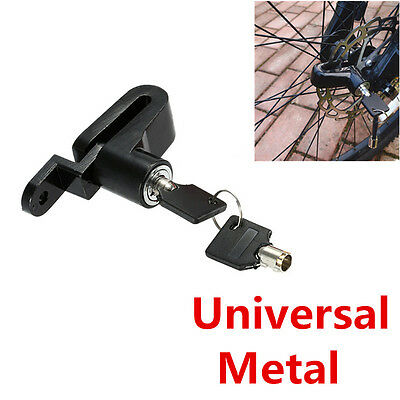Metal Motorcycle Anti-theft Wheel Disc Brake Lock Motorbike Security Accessories