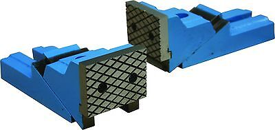 Machine Free Vices Either 75mm jaw or 100mm Jaw Width.Sold as a Pair  2 options