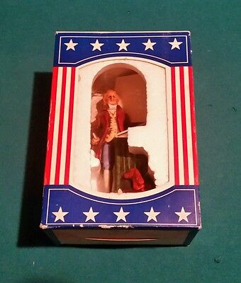 """McCormick Decanter of THOMAS JEFFERSON  of """"THE PATRIOTS"""" set of Americans, NMIB"""