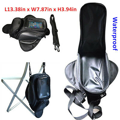 New Upgraded Waterproof Universal Motorcycle Motorbike Oil Fuel Tank Luggage Bag