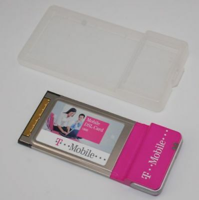 T-Mobile PCMCIA Card web´n walk UMTS HSDPA 3G WLAN DSL 1800