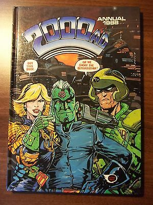 2000AD Annual 1988 *Very Good Condition*