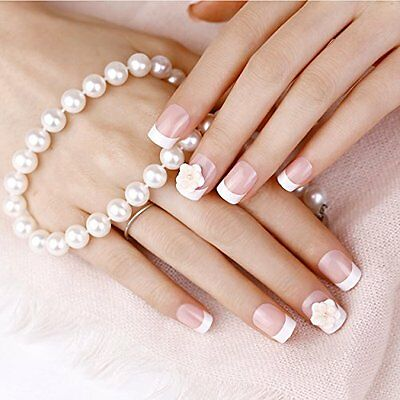 X4 Elegant Touch Express Stick On Nails Artificial Nail Tips