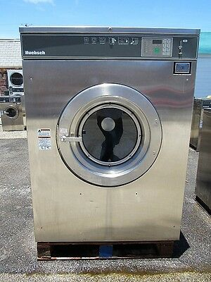 80lb Commercial Washer Huebsch - New Bearings with Warranty