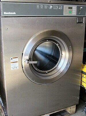 80lb Commercial Washer Huebsch  AS-IS