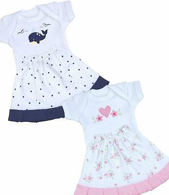 BabyPrem Baby Clothes Premature Baby Girls Clothes 2 Piece Skirt Bodysuit Outfit