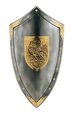 Escudo Cid Campeador - Coat of arms - 89x44cm - Replica - Marto - Toledo (Spain)