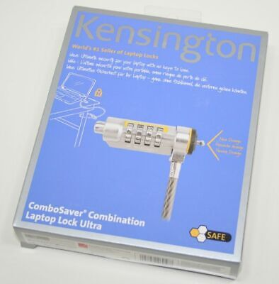 Original Kensington Lock Combo Saver Ultra in OVP