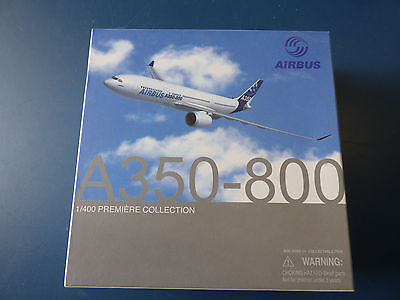 Modele Reduit AIRBUS A350-800 1/400 DRAGON wings 1ere version Couleur AIRBUS