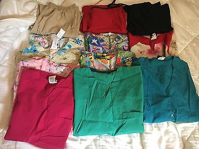 Lot of Women's Scrubs