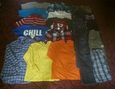Great deal! 20pc boys 10-12 mixed lot. RL Polo, Gymboree, Old Navy