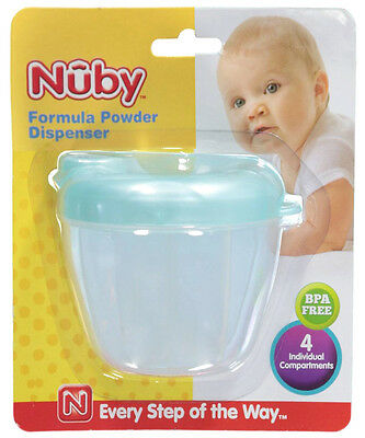 Nuby Formula Powder Dispenser