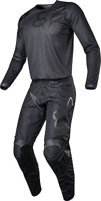 Fox Racing Mens Black 180 Sabbath Dirt Bike Jersey & Pants Kit Combo MX ATV BMX