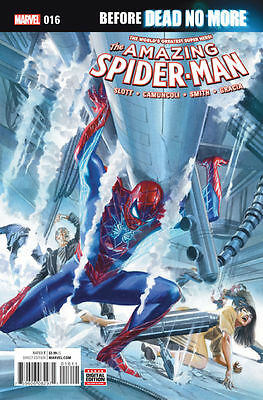 Amazing Spider-Man #16, Before Dead No More