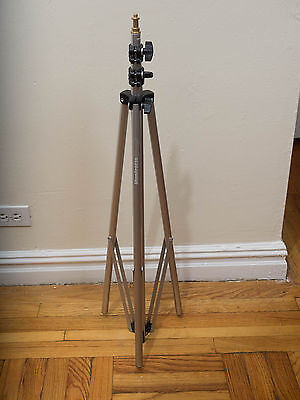 Manfrotto 3086 Light Stand 8 Foot Silver
