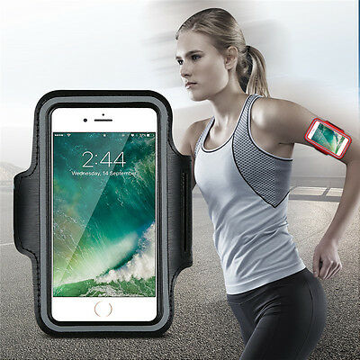 Sweatproof Sport Running Case Workout Arm Band Holder for Samsung Galaxy S7/Edge