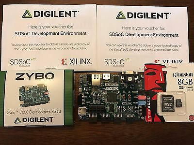 Digilent Zybo-Zynq 7000 ARM-FPGA SoC Trainer Board