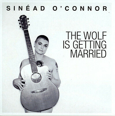 """Sinead O'Connor - The Wolf Is Getting Married - New 7"""" Vinyl Single"""