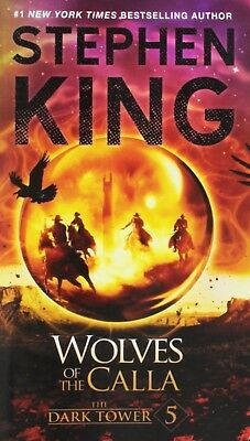 The Dark Tower: Wolves of the Calla 5 by Stephen King (2006, Paperback)