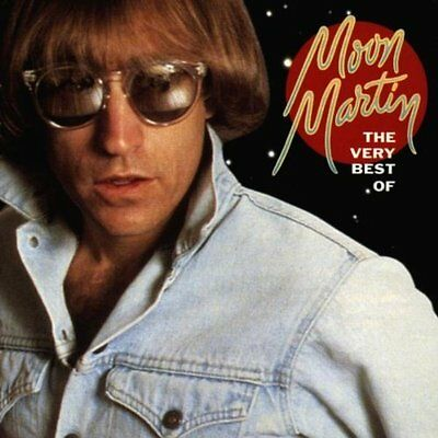 Moon Martin-The Very Best Of  (Us Import)  Cd New