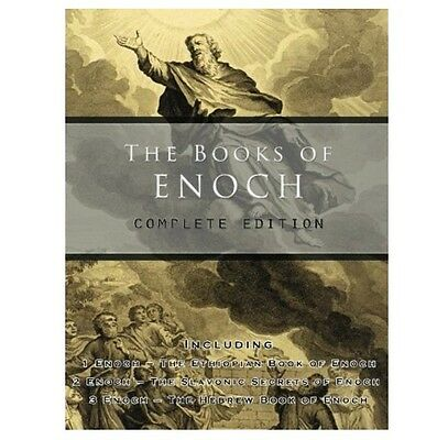 The Books of Enoch : Complete edition by Paul C. Schnieders (2012, Paperback)