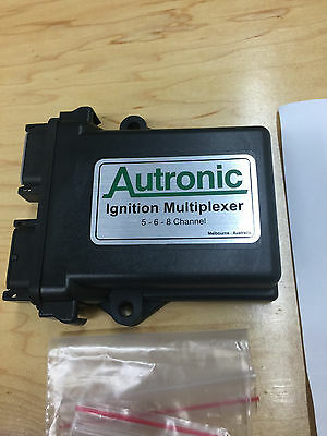 Autronic 5-6-8 channel Ignition Multiplexer for SM4 ECU  Brand New!