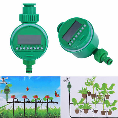 Automatic Digital LCD Electronic Water Timer Garden Irrigation Controller SG