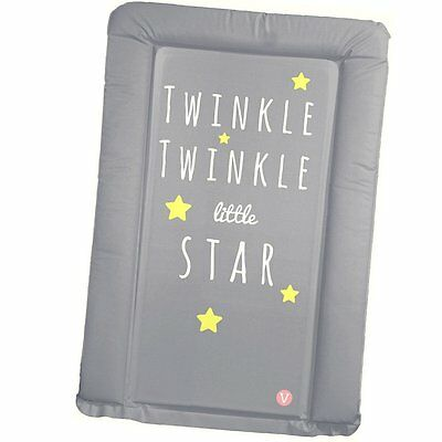 Venosure® Twinkle Twinkle Little Star Baby Changing Mat