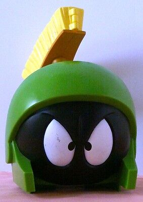 1997 Warner Bros MARVIN The MARTIAN Toy HOUSE w.5 Mini Figures POLLY POCKET Like