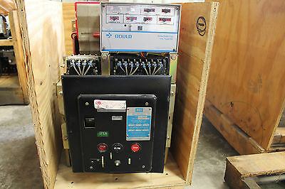 BBC Type K-800S 800A Power Circuit Breaker I-T-E 800 *Tested*
