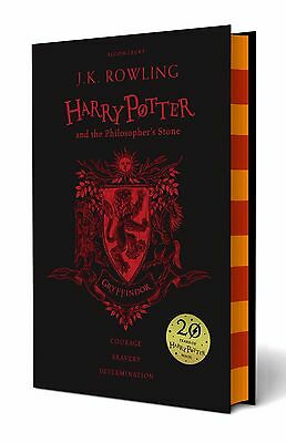 Harry Potter and the Philosopher's Stone - Gryffindor Edition - Hardcover