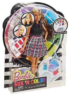 Barbie - Mix N Colour Doll