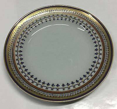 Mottahedeh Chinoise Blue Bread And Butter Plate NEW