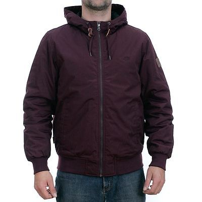 Element Skateboards Dulcey Jacket Napa Red Coat BNWT New Free Delivery