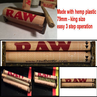 Joint Roller Machine Size 79mm Blunt Fast Cigar Rolling Cigarette Weed Raw King