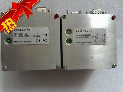 1pcs Used BASLER A101F Industrial Camera