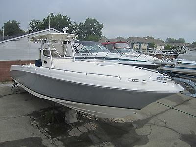 Scarab 35 Sport Center Console! Project-Needs Motors. Very Nice Boat!! CLEAN!!