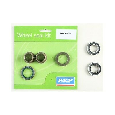 SKF Front Wheel Bearing Kit for Kawasaki 2004-17 KX 250F KX450F WSB-KIT-F018-KA