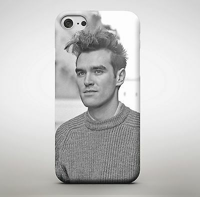 The Smiths Steven Morrissey Singer Songwriter and Author Clas Phone Case Cover
