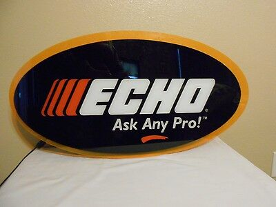 ECHO  Light Up Advertising Sign