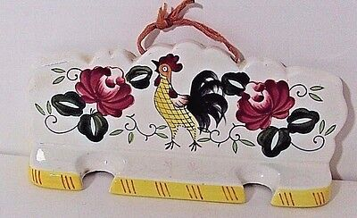 Enesco Spoon/Fork Wall Hanger Vintage