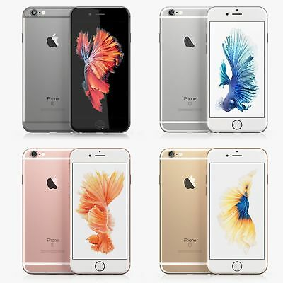 Apple iPhone 6 6s Plus 16/64GB Factory Unlocked Smartphone Gold Gray Silver OE