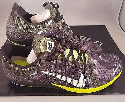 Nike Zoom Victory Waffle 3 Cross Country Running Track Shoes Men's Size 12.5