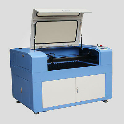 100W CO2 Laser Cutting Engraving Machine Laser cutter Motorized Up and Down USB