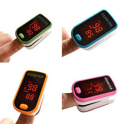 Pulsioximetro 1 Pcs Oximeter Pulse Finger Oximetro Health Portable Heart rate